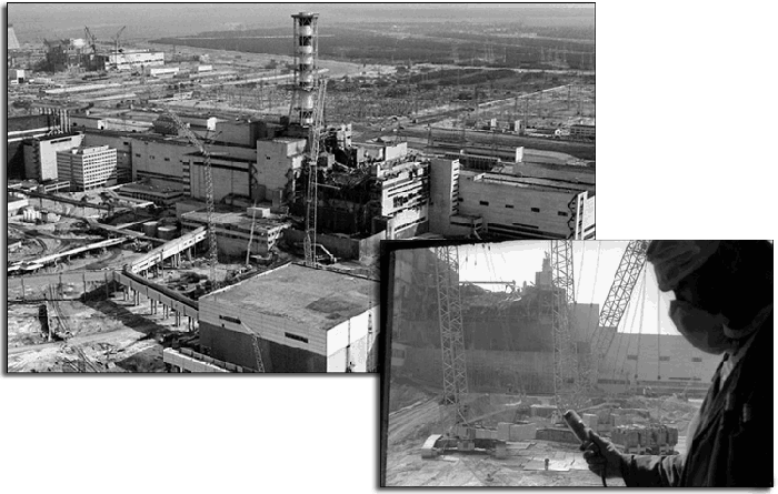 Chenobyl Zone, ChNPP and Pripyat