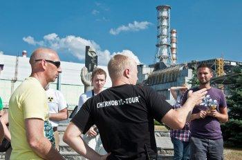Двухдневные поездки в Чернобыльскую зону, Припять