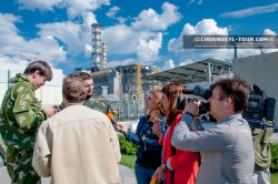 Informational and logistic aid for journalists, massmedia and bloggers - CHORNOBYL TOUR
